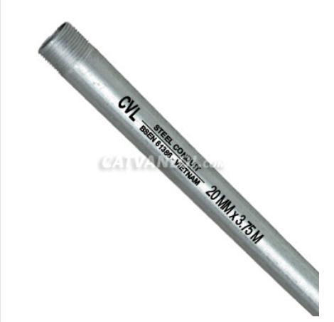 Ống thép luồn dây điện BS EN 61386